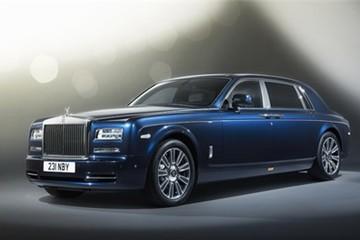 'Bóng ma' Rolls-Royce Phantom qua các thế hệ