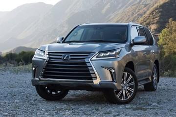 Lexus giảm giá hàng loạt xe, mức điều chỉnh cao nhất 210 triệu đồng
