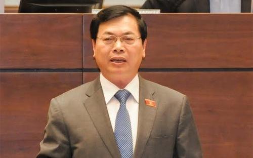 Bộ Công Thương lý giải việc trình Chính phủ văn bản có chữ ký ông Vũ Huy Hoàng