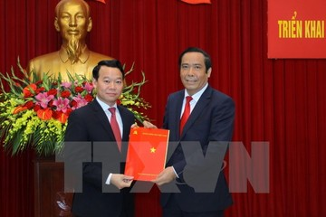 Quyết định của Ban Bí thư Trung ương về nhân sự Tỉnh ủy Yên Bái
