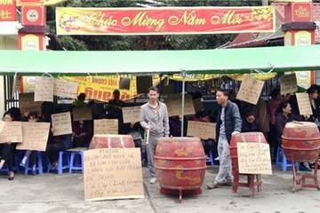 Doanh nghiệp tự ý đóng cửa chợ gốm Bát Tràng