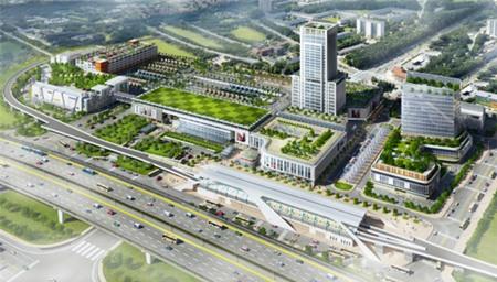 TP HCM xây bến xe Miền Đông mới