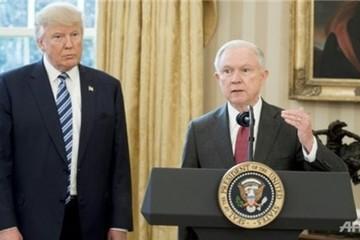 Ông Trump tuyên bố kỷ nguyên mới của công lý