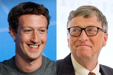 [Infographic] Mark Zuckerberg - phiên bản 2.0 của Bill Gates