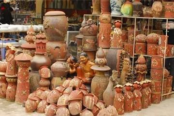Nhà đầu tư trả gấp 3 để thâu tóm chợ gốm Bát Tràng trước khi đóng cửa