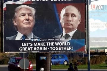 Cuộc gặp đầu tiên Putin - Trump sẽ được tổ chức tại Slovenia?