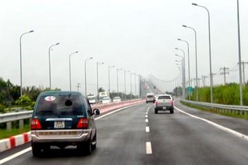 Đề xuất tăng phí cao tốc TP HCM - Long Thành vào giờ cao điểm