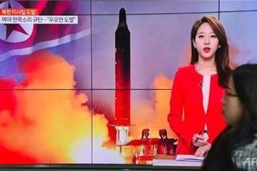 Hội đồng bảo an LHQ lên án Triều Tiên vụ phóng tên lửa