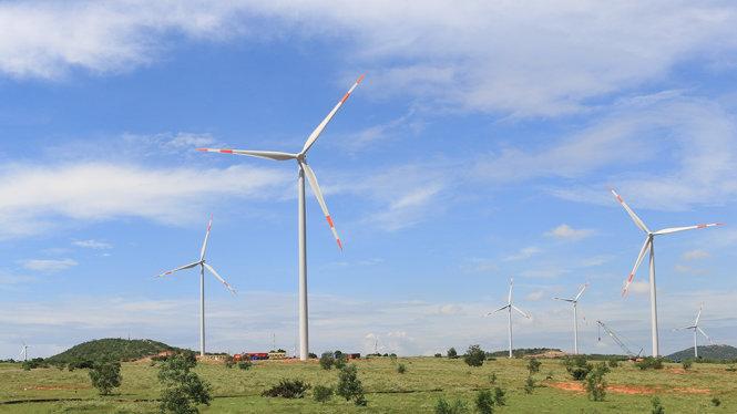REE đầu tư 25% vốn vào Công ty điện gió tại Bình Thuận