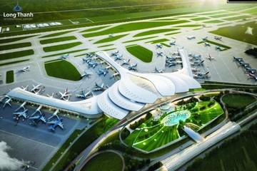 Trình Chính phủ ba phương án thiết kế sân bay Long Thành