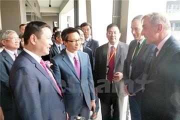 FPT khai trương trung tâm xuất khẩu phần mềm lớn nhất Việt Nam