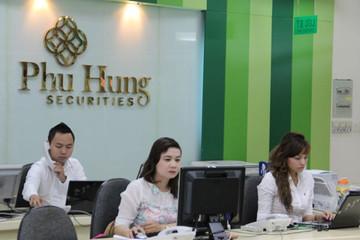 Chứng khoán Phú Hưng mất tiền tỷ do tranh chấp margin với khách hàng