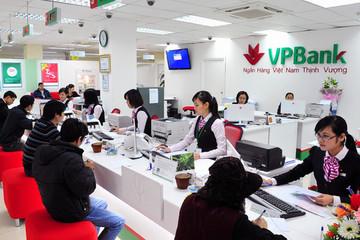 VPBank: Lợi nhuận năm 2016 vượt 53% kế hoạch, cao nhất từ khi thành lập