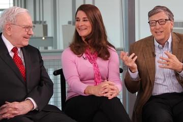 Vợ chồng Bill Gates