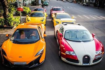 Giá siêu xe tại các nước khác nhau như thế nào?