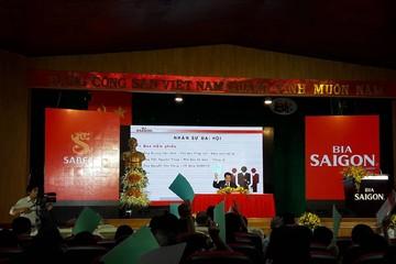 ĐHĐCĐ Sabeco đã thông qua bầu ông Nguyễn Thành Nam thay vị trí của ông Vũ Quang Hải