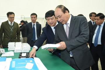 Thủ tướng yêu cầu hoàn thành giải phóng mặt bằng cho Khu CNC Hòa Lạc trong 2017