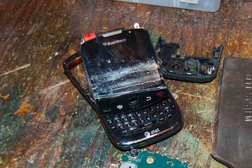 Thị phần điện thoại BlackBerry OS giảm còn 0%