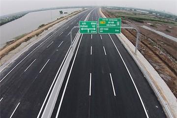 Tính thừa 4.500 tỷ đồng vốn vay, cao tốc Hà Nội - Hải Phòng bị kéo dài thời gian thu phí