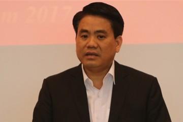 Chủ tịch Hà Nội: Ô nhiễm không khí ở mức 'báo động đỏ'