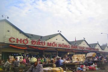 Hà Nội đề xuất xây chợ đầu mối 250 triệu USD để xóa 100 chợ cóc