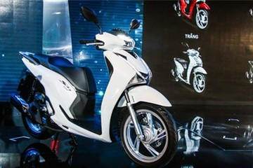 Honda SH đồng loạt tăng giá 12-15 triệu đồng