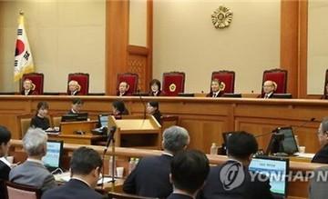 Tổng thống Hàn Quốc muốn hoãn phiên tòa luận tội
