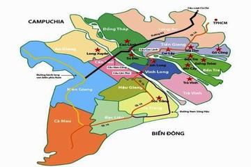 Hai năm nữa sẽ có tuyến cao tốc phía tây Đồng bằng sông Cửu Long