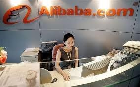Kinh doanh trực tuyến ế ẩm, Alibaba mở cửa hàng