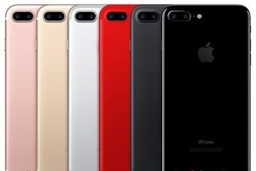 Apple ra mắt iPhone 7 và 7 Plus màu đỏ vào tháng 3