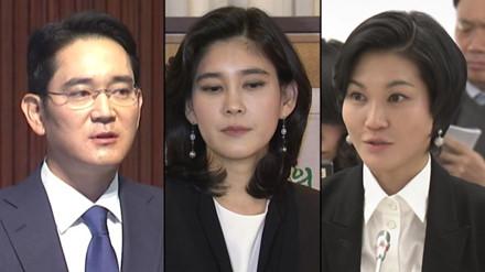 [Infographic] So găng 3 người con tỷ phú của chủ tịch tập đoàn Samsung