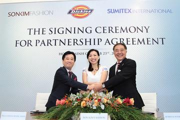 Sơn Kim Fashion sẽ mở 30 cửa hàng Dickies để cạnh tranh với Zara, H&M