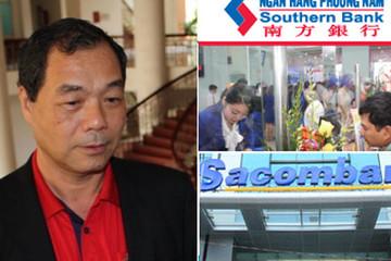 NHNN chấm dứt vai trò quản trị của ông Trầm Bê và Trầm Khải Hòa tại Sacombank