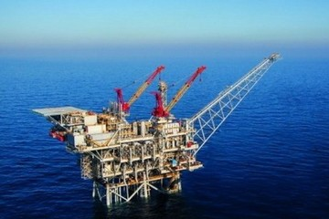 Mỏ khí đốt lớn nhất Israel dự kiến đi vào hoạt động năm 2019