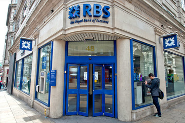 Ngân hàng Hoàng gia Scotland lỗ 74 tỷ USD trong 9 năm