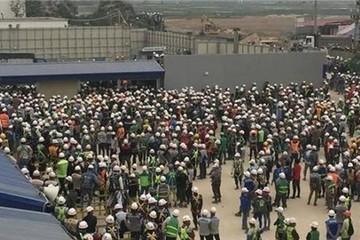 Samsung Việt Nam nói gì về vụ xô xát tại nhà máy ở Bắc Ninh?
