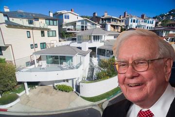Bên trong căn nhà Warren Buffett đang rao bán 11 triệu USD