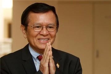 Đảng đối lập Campuchia bầu chủ tịch mới