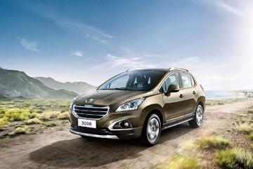 Xe Peugeot giảm giá cao nhất 110 triệu đồng trong tháng 3