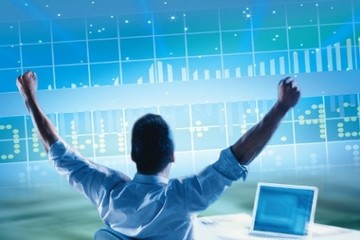 Nhiều cổ phiếu BĐS giao dịch bùng nổ, VN-Index tăng gần 4 điểm