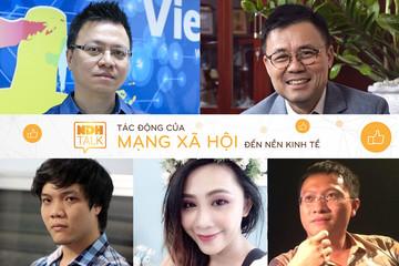 NDH Talk 3: Tác động của mạng xã hội đến nền kinh tế