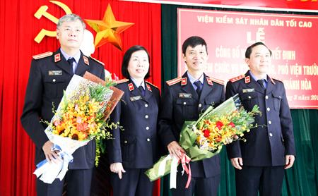 Điều động nhân sự tại Hà Tĩnh, Khánh Hòa