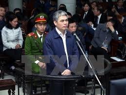 Đại án OceanBank: Nguyễn Xuân Sơn phủ nhận tội danh trong cáo trạng