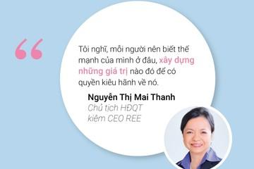 [Infographic] 10 câu nói ấn tượng của các nữ doanh nhân Việt