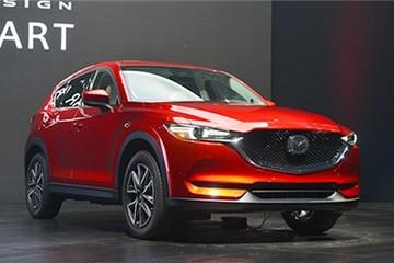 Mazda CX-5 thế hệ mới giá từ 25.000 USD tại Mỹ