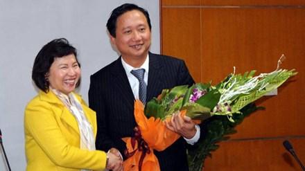 2 năm trước khi về hưu, Bộ trưởng Vũ Huy Hoàng bổ nhiệm 97 trường hợp
