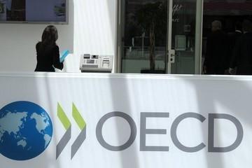 OECD dự báo nền kinh tế thế giới sẽ tăng trưởng chậm lại