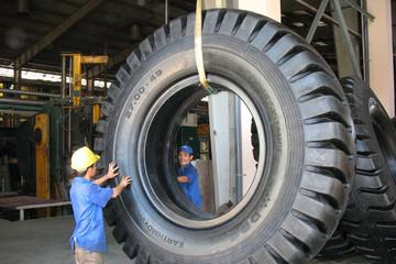 DRC lùi tiến độ nhà máy lốp xe lớn nhất Việt Nam lại 2 năm