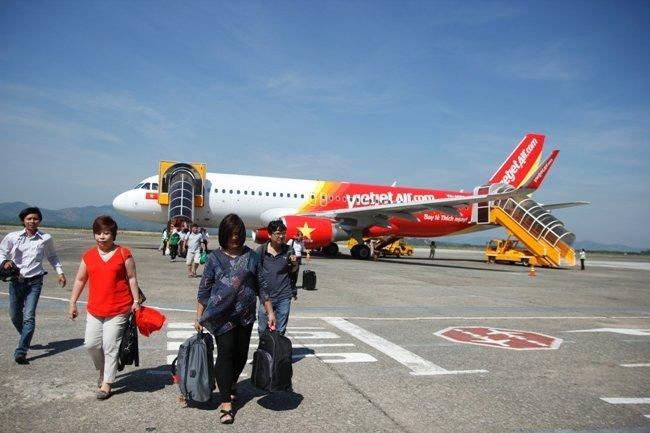 Vietjet muốn làm chủ đầu tư nâng cấp sân bay Chu Lai