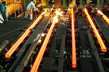 P/E trung bình ngành thép ở mức 6,1 lần
